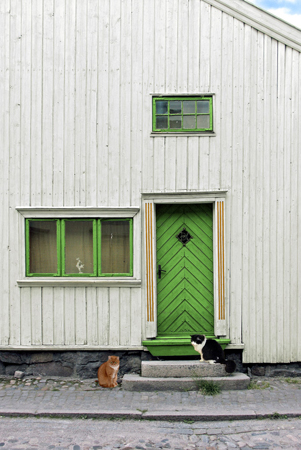 To katter